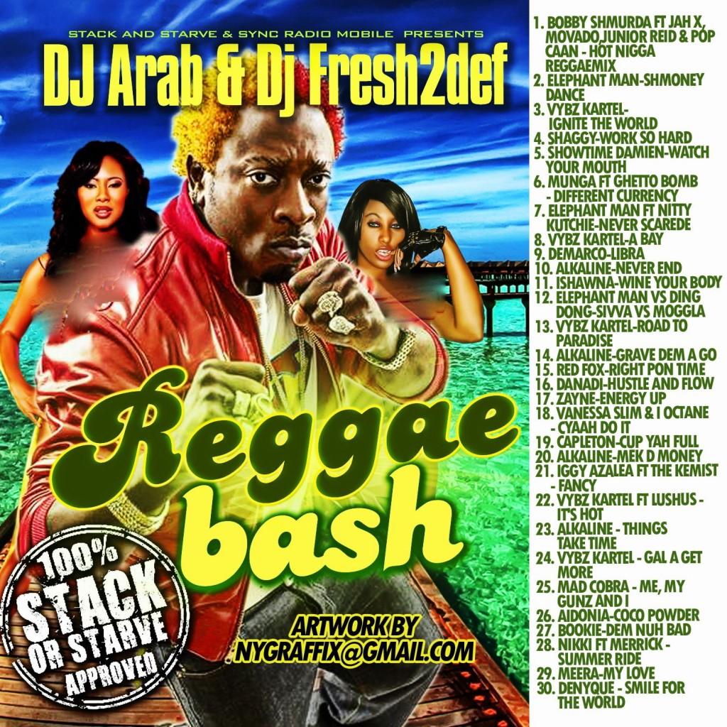 dancehall mix cd