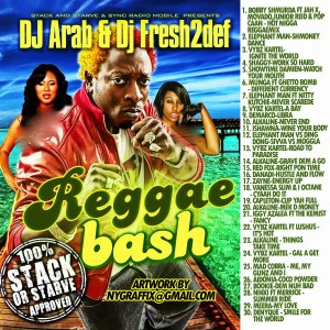 dancehall mix cd