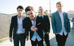 Chart-toppers Rixton from the UK