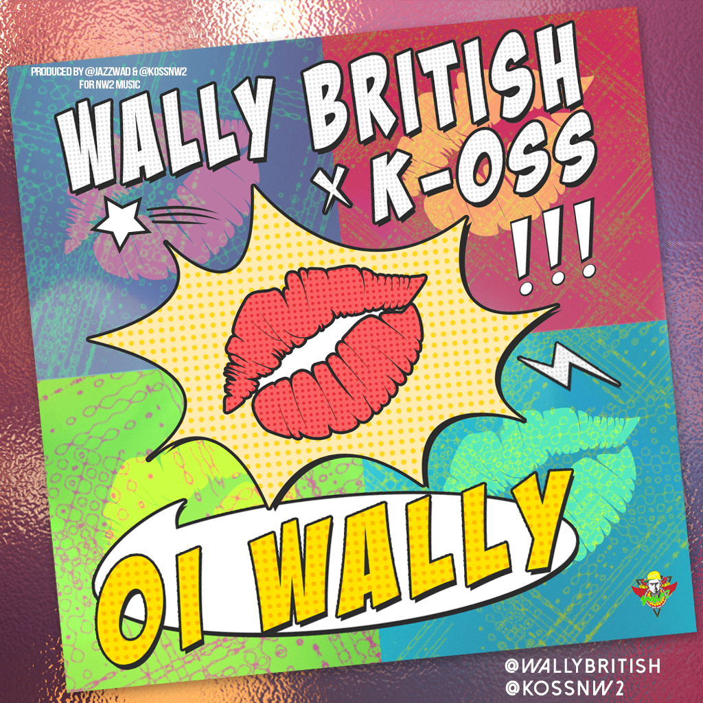 nw2 music release wally british debut single