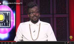 beenie man winford williams on stage interview june 2015