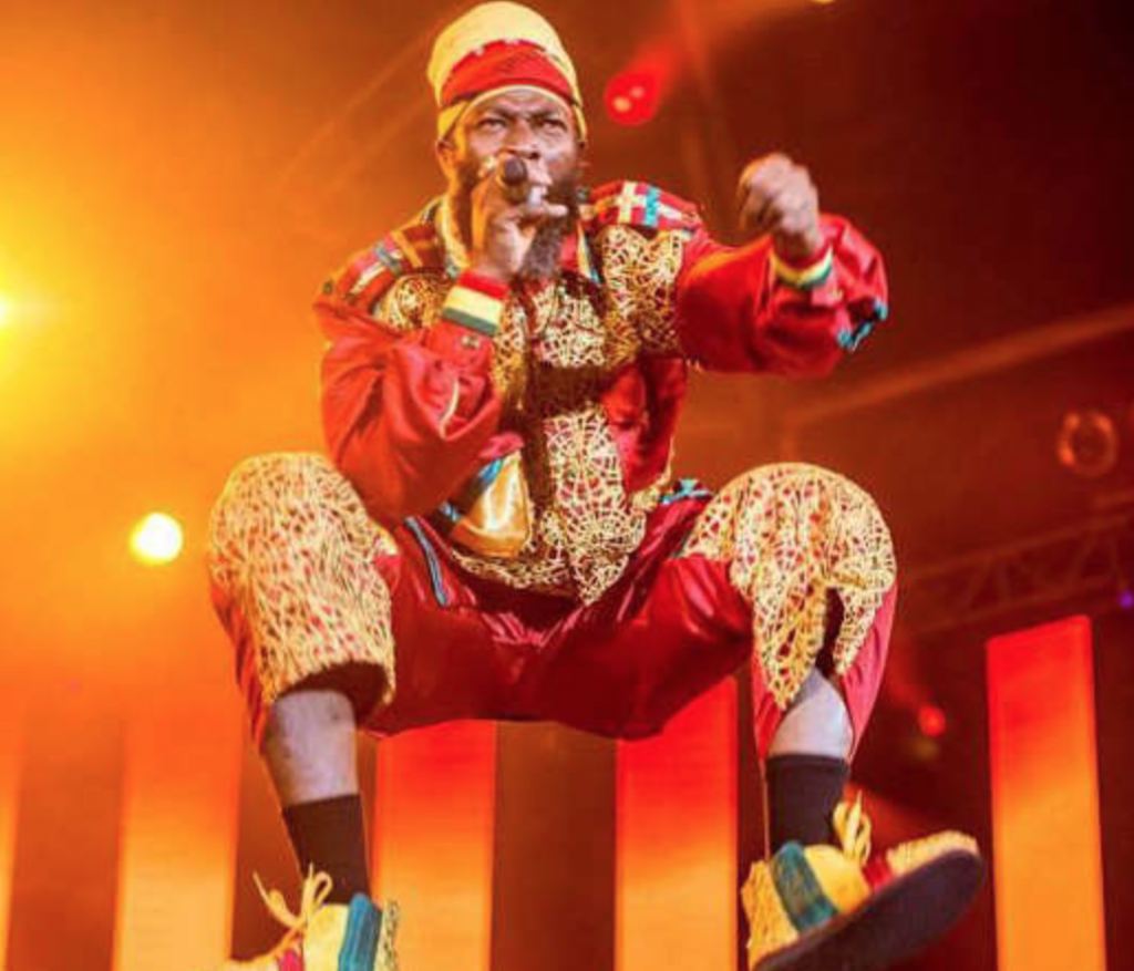sumfest 2015 will see the fireman of reggae capleton headline at this years annual stageshow