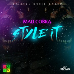jamaican artist mad cobra 2015 - style it - available on iTunes now