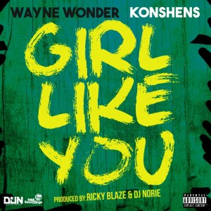 @RickyBlaze and Acclaimed @DJNorie Team Up with Wayne Wonder & Konshens on